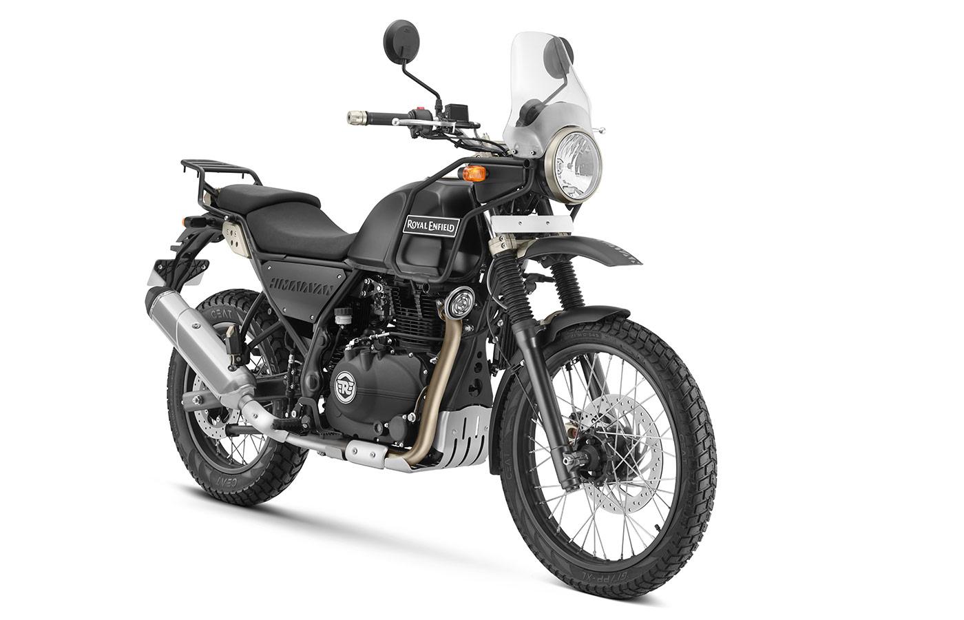 Fiable i senzilla, és una moto ideal per l'aventura