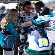 Cardelús al Campionat del món de Moto2