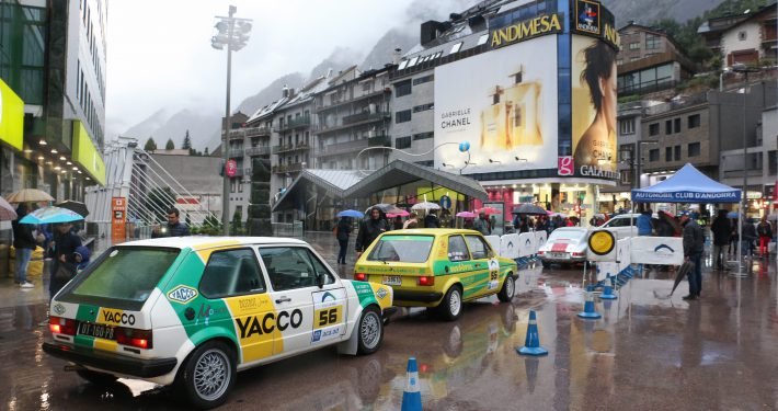 Rally de Andorra Histórico