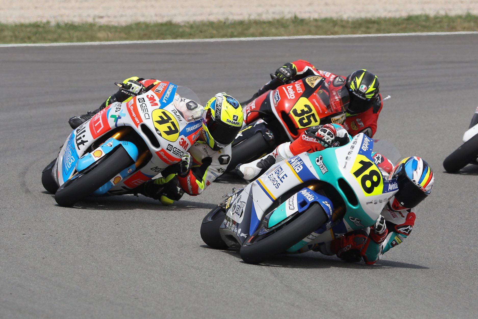 Xavi Cardelús va aconseguir aquest passat cap de semana del 9 i 10 de juny, la sisena i la setena posició en les dues carreres de la tercera prova del Campionat Europeu de Moto2 que està duent a terme i que enguany va celebrar-se en el Circuit de Barcelona-Catalunya.