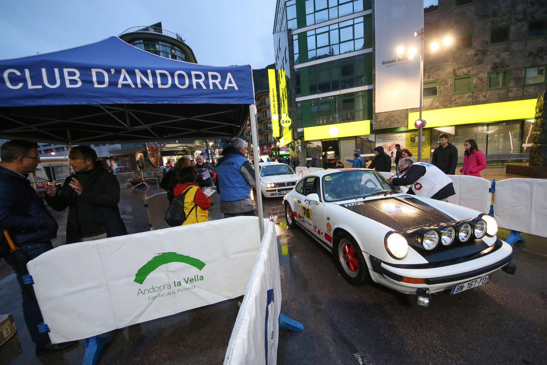 47 Rally de Andorra Histórico