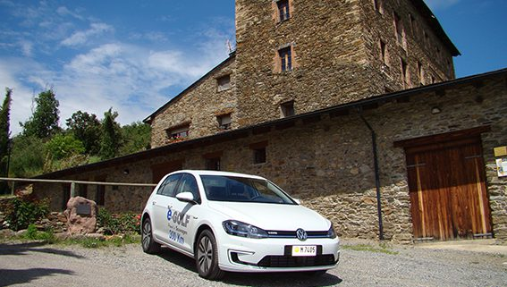 VW e-Golf 35,8 kWh
