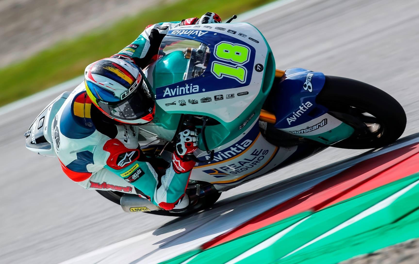 Campeonato del mundo de Moto2 2018