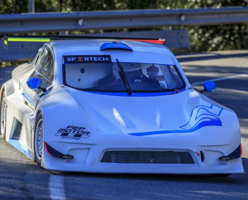 Plaus I el seu Speed Car
