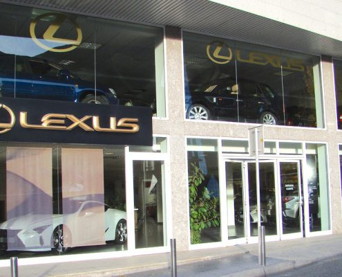 Lexus, la marca més fiable de 2018