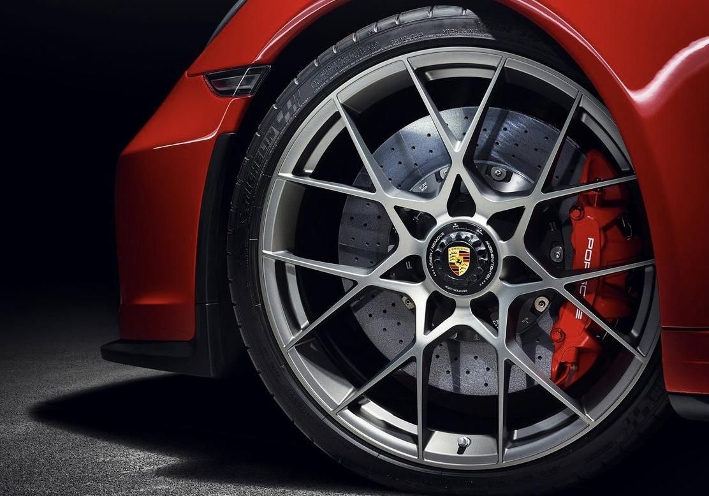 Llandes del futur 911 Speedster