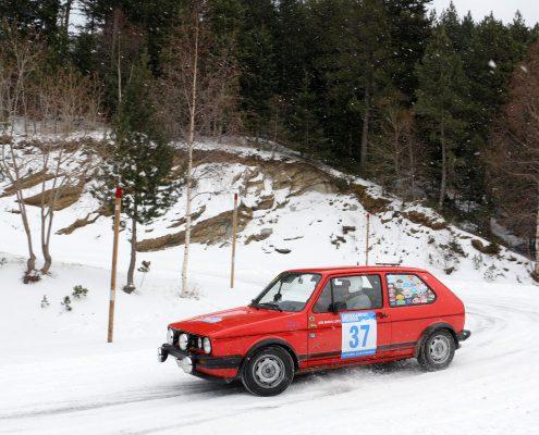 Andorra Winter Rally 2018