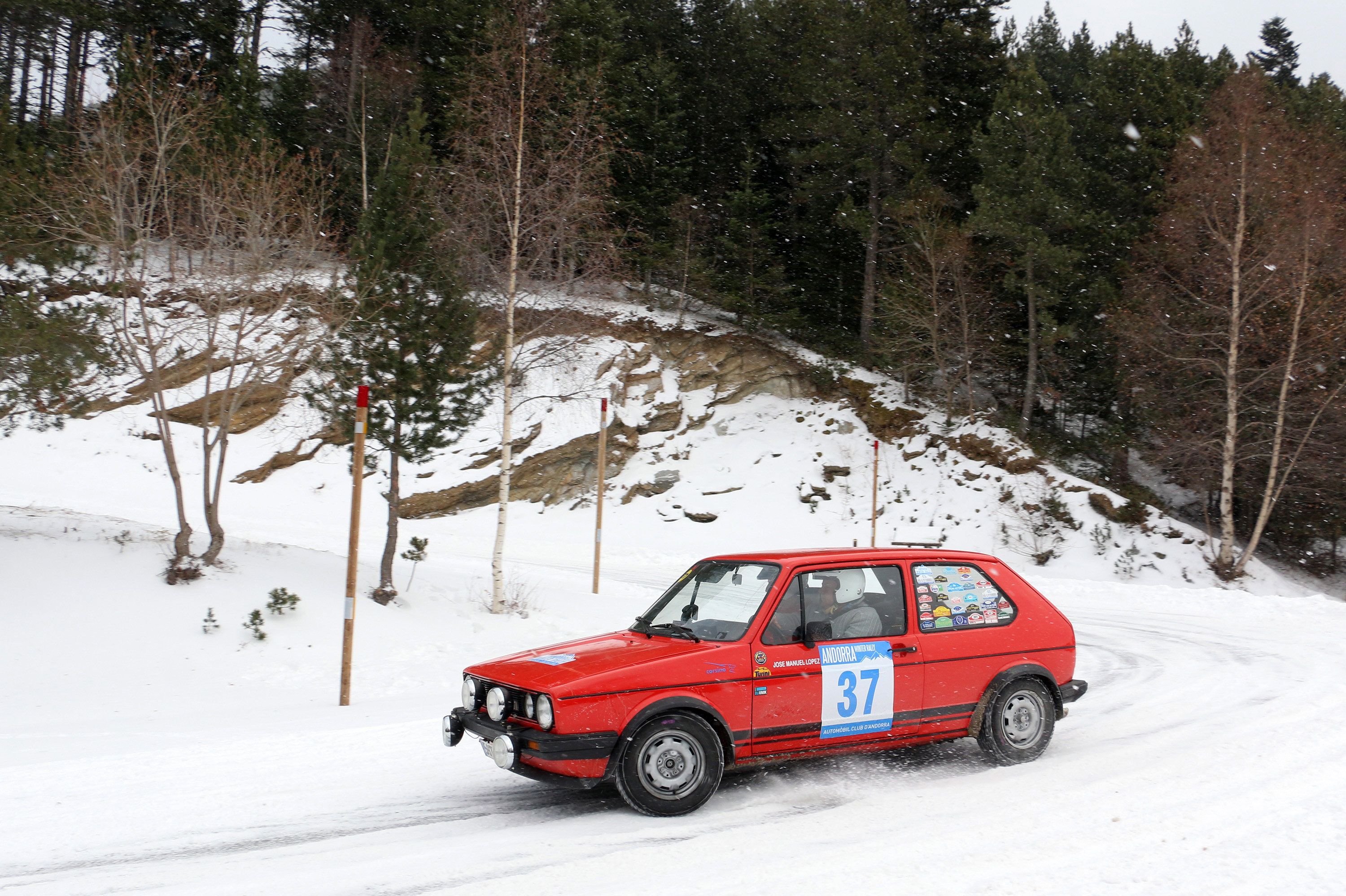 Andorra Winter Rally 2018