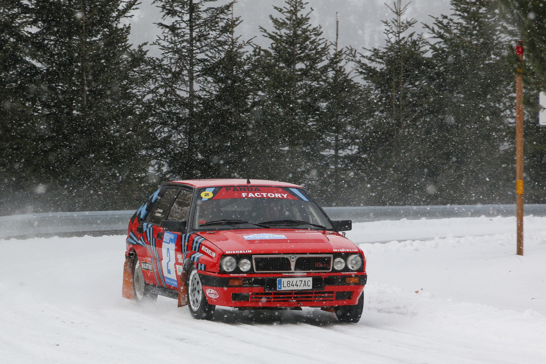 Imatge de l'Andorra Winter Rally
