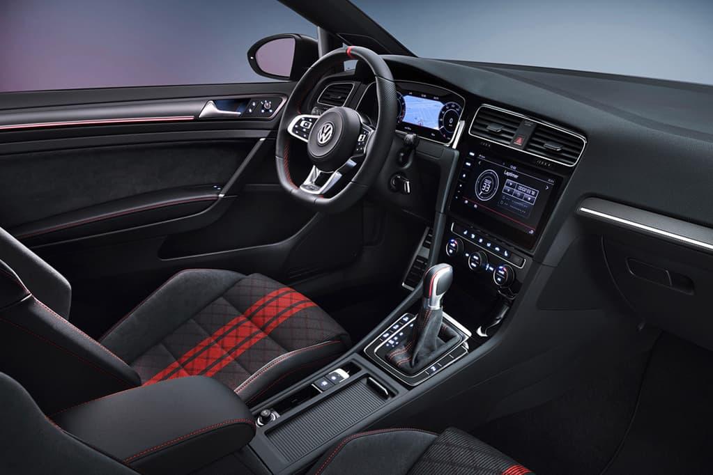 Volkswagen Golf GTI TCR (sèrie 7)
