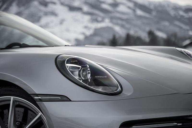 Porsche 911 992 2019 Matrix LED
