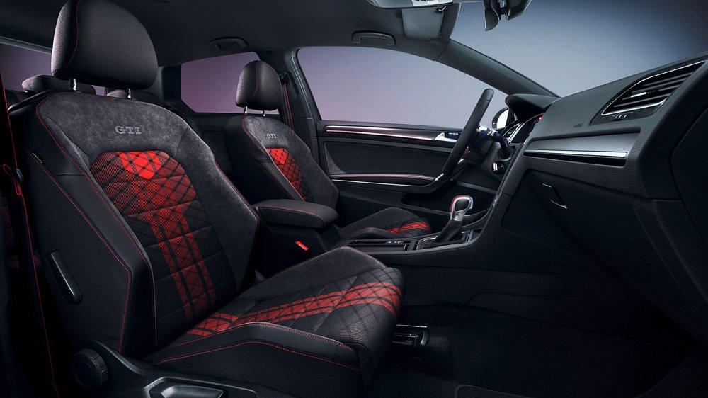 Volkswagen Golf GTI TCR (serie 7)